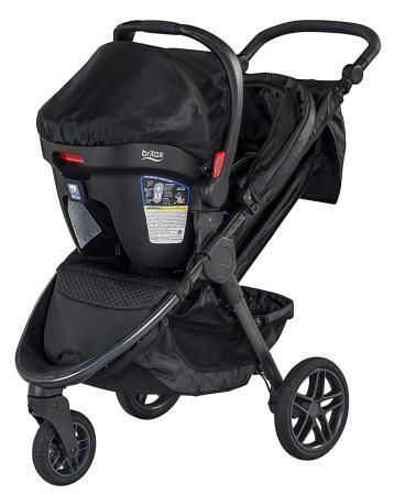 britax b-free car seat