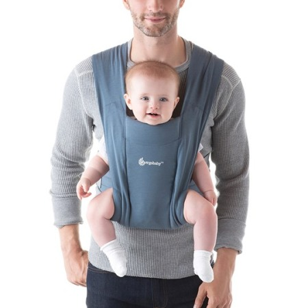 ergobaby embrace facing out mode