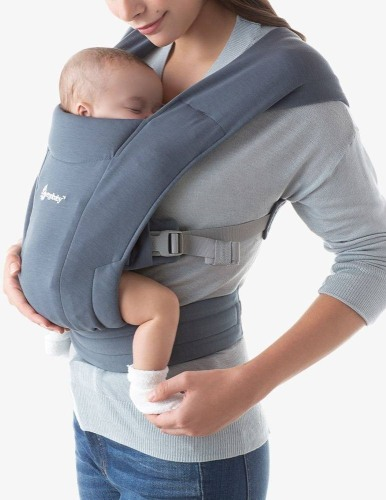 ergobaby embrace review