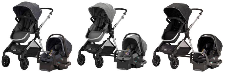 evenflo pivot xpand strollers